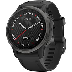 Garmin Fenix 6S Sapphire GPS Watch in Carbon Gray