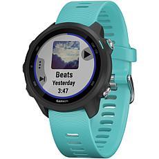 Garmin Forerunner 245 Music Running Watch in Aqua