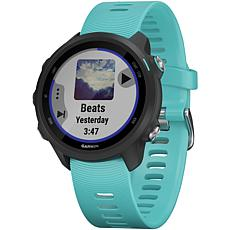 Garmin Forerunner 245 Music Running Watch in Aqua