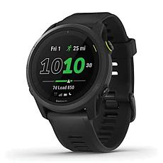 Garmin Forerunner 745 GPS Running & Triathlon Smartwatch (Black)