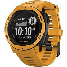 Garmin Instinct GPS Watch in Sunburst