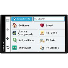 "Garmin RV 780 6.95"" GPS Navigator with Bluetooth and Traffic Alerts"
