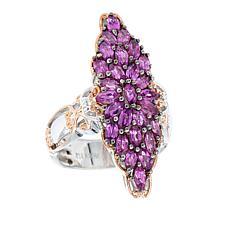 Gems by Michael Purple Garnet Marquise Ring