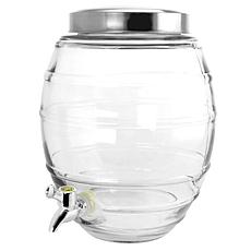 General Store Serving Time 2 Gallon Beverage Dispenser