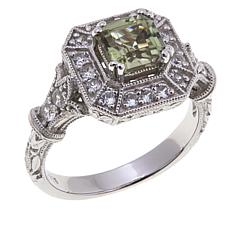 Generations® 1912 1.75ctw Diaspore and Zircon Ring
