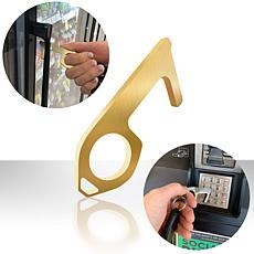 GermKey™ Brass Hand Tool 2-pack