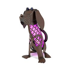 "Gerson Company 15.5"" Solar Lighted Garden Meadow Dog"