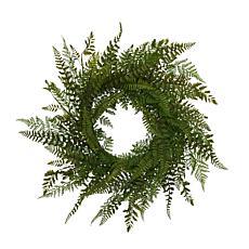 Gerson Fern Wreath