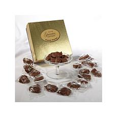 Giannios 1 lb. of Peanut Clusters in a Signature Box
