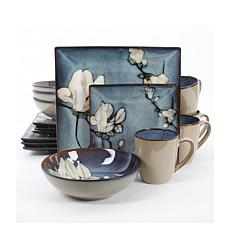 Gibson Elite Bloomsbury 16-piece Dinnerware Set