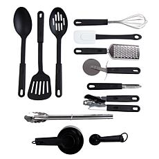 Gibson Total Kitchen 20-Piece Tool/Gadget Prepare & Serve Combo Set