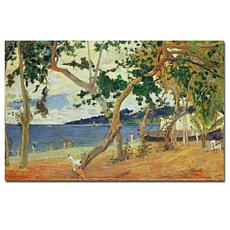 Giclee Print - By the Seashore, Martinique, 1887 24x14
