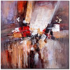 "Giclee Print - Cube Abstract II 24"" x 24"""