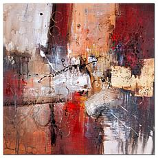 """Giclee Print - Cube Abstract V 35"""" x 35"""""""
