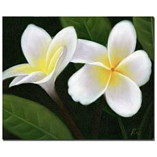 Giclee Print - Hawaiian Lei Flowers' Ready to Hang