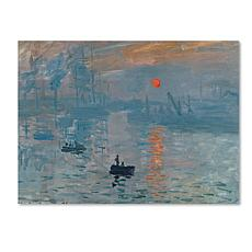 Giclee Print - Impression Sunrise