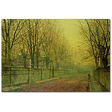 Giclee Print - In the Golden Glow of Autumn