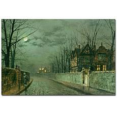 Giclee Print - Old English House 1883