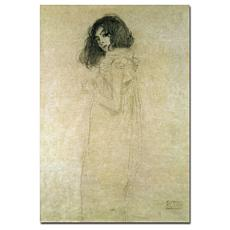 Giclee Print - Portrait of a Young Woman, 1896-97 22x32