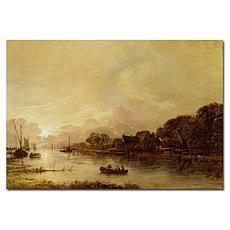 Giclee Print - River Landscape