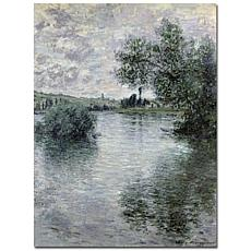 Giclee Print - Seine at Vetheuil 1879