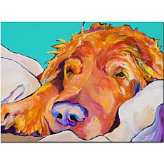 "Giclee Print - Snoozer King 18"" x 24"""