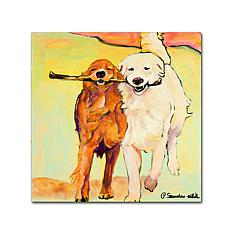 Giclee Print - Stick with Me