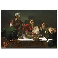 Giclee Print - The Supper at Emmaus
