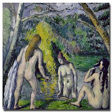Giclee Print - The Three Bathers, 1879