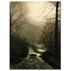 Giclee Print - The Timber Wagon