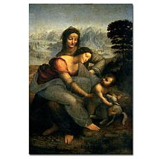 """Giclee Print - Virgin and Child with St. Anne 22"""" x 32"""""""