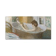 Giclee Print - Woman in Her Bath, 1883