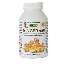 Ginger-450 - 360 capsules