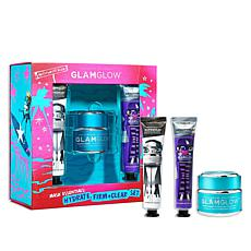 GLAMGLOW Mask Essentials Hydrate Firm and Clear Set