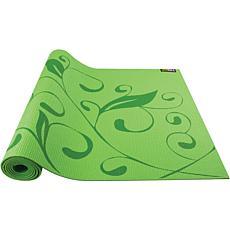 GoFit Printed Yoga Mat