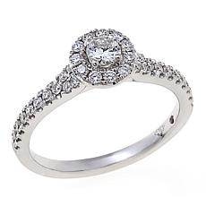 Gold & Diamond Source® 14K 0.519ctw Diamond Ring