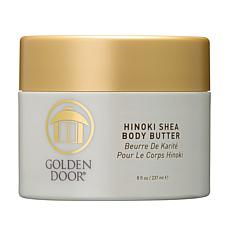 Golden Door Hinoki Blend Body Butter Moisturizer