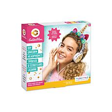 GoldieBlox DIY Unicorn Headphones