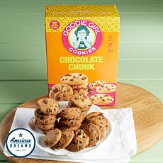 Goodie Girl Chocolate Chunk Cookies- 6pk of 6 oz. Boxes