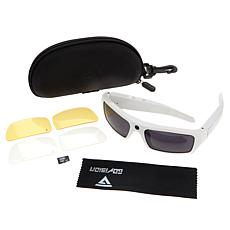 GoVision HD Video-Capture Sunglasses Bundle w/Bluetooth
