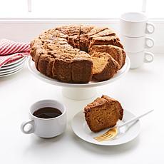 GrandPa's Cake Company 48 oz. Pre-Sliced Original Cinnamon Cake AS