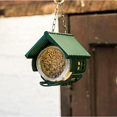 GreanBase Nutpecker Peanut Butter Feeder 2-pack