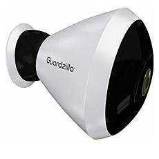 Guardzilla 360º Outdoor Security Camera with 2-Way Talk and Siren