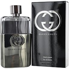 Gucci Guilty Pour Homme Eau de Toilette for Men 3 oz.