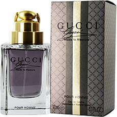 Gucci Made To Measure Eau de Toilette for Men 3 oz.