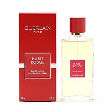 Habit Rouge Men by Guerlain EDP Spray 3.4 oz.