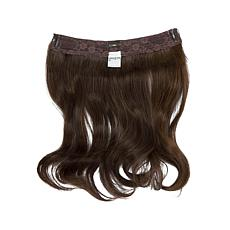 "Hair2wear Christie Brinkley Extension - 12"" Med. Brown"
