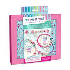 Halo Charms Bracelets Kit - Think Pink