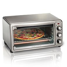 Hamilton Beach 31411 Steel Electric Oven - 1440W