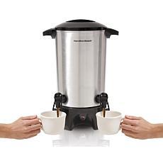 Hamilton Beach Dual-Spout Coffee Urn